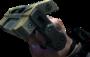 Combatant Supression Knuckles BOII