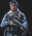 Gaz On the Rocks skin MW2019