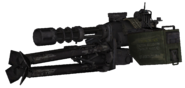 Sentry Gun Folded model MW2
