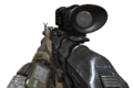 AK47 Thermal Scope MW2