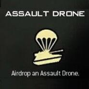 Assault Drone unused icon MW3