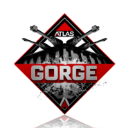 Atlas Gorge promotional icon AW