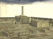Chernobyl Power Plant 4 Vacant MW2