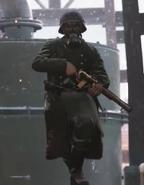 De Lisle third person WWII