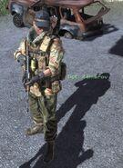 Kamarov Random Disguised 2