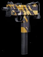 MAC-10 Fraction Gunsmith BOCW