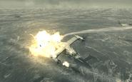 Osprey going down MW3