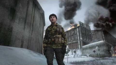 Call of Duty Black Ops - Berlin Wall Trailer
