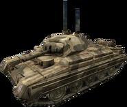 Crusader Tank CoD2