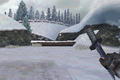 Throwing Knife MW3DS