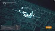AC-130 Iron Lady cutscene MW3