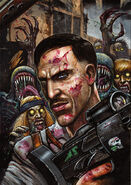 CoD Zombies Comic Issue6 Cover