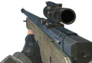 L118A ACOG Scope MW3