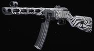 PPSh-41 Zebra Gunsmith BOCW