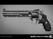Stallion .44 3D model concept art 3 IW