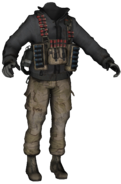 TF141 Desert Shotgun MW2