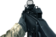 G36C Red Dot Sight CoD4