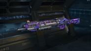 KRM-262 Gunsmith Model Dark Matter Camouflage BO3
