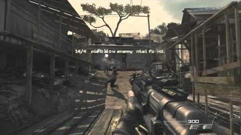 MW3 - Intel Locations - Back On The Grid - Mission 5 - Scout Leader Achievement Trophy guide