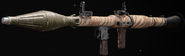 RPG-7 Gravel Gunsmith BOCW