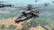 Attack chopper enemy