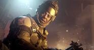 Call of Duty Infinite Warfare Trailer Screenshot Omar