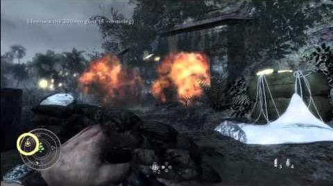 Call of Duty World at War - Campaign - Blowtorch and Corkscrew