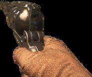 Modèle Remington de l'armée BO2 (Vue)