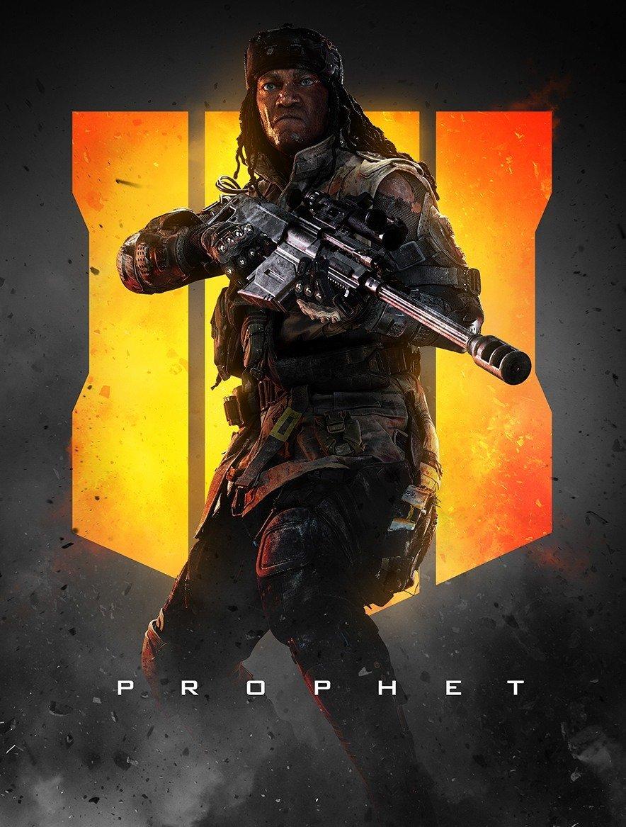 """David """"Prophet"""" Wilkes"""