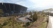 Stadium Plaza Verdansk Warzone MW