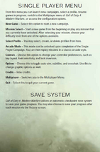 Call of Duty Modern Warfare Page 2