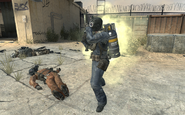Chemical Agent 2 MW3