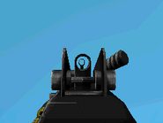 M249 ads mw3ds