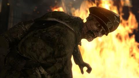 Official Call of Duty® WWII Nazi Zombies Reveal Trailer