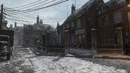 Winter Carentan Ingame View 5