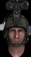 Dunn head model MW2
