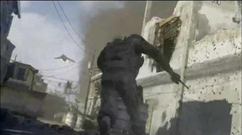 E3 2016 - Call of Duty 4 Modern Warfare Remaster Trailer - PlayStation