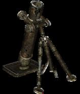 Mortar model BOII