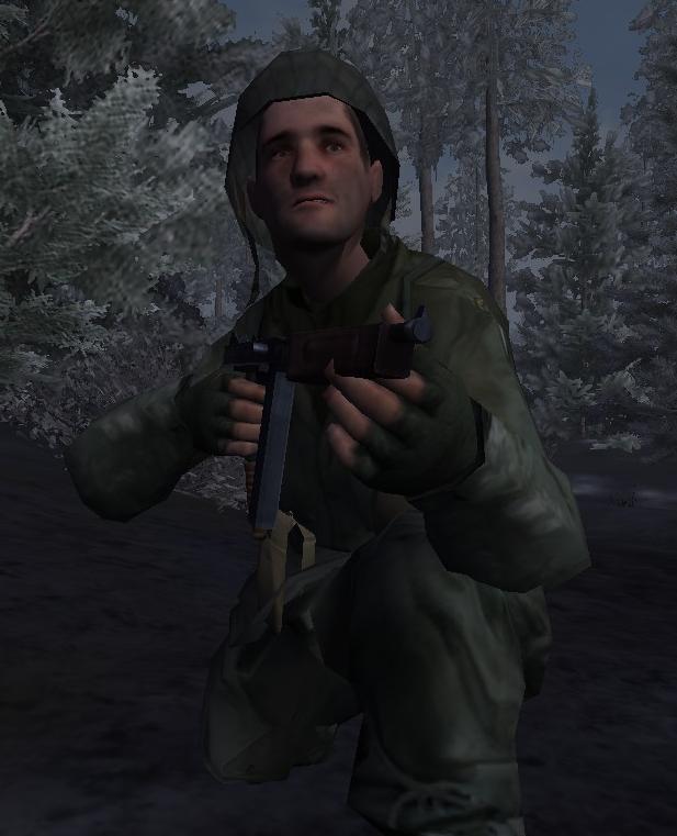 Снайдер (United Offensive)