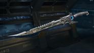 Fury's Song Gunsmith Model Jungle Tech Camouflage BO3