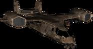 VTOL Warship USAF BOII