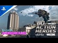 Call of Duty- Warzone - Tour of Die Hard's Nakatomi Plaza - PlayStation Underground