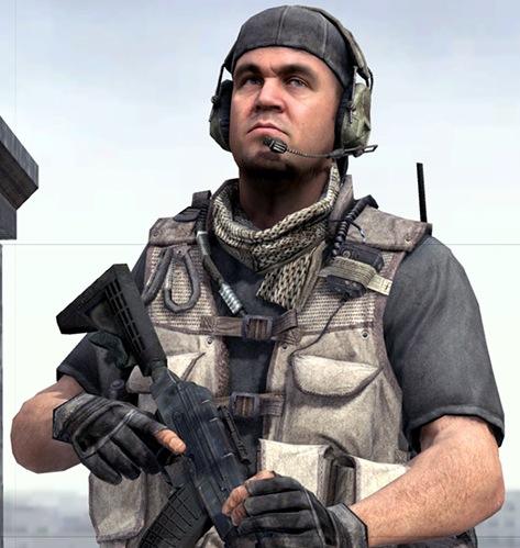 Nikolai (Modern Warfare 3)