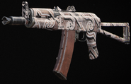 AK-74u Cartographer Gunsmith BOCW
