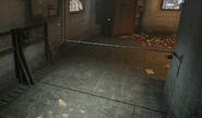 Call of Duty WWII Растяжка установлена