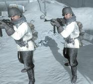 German soldiers Project Nova BO