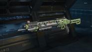 KRM-262 Gunsmith model Contagious Camouflage BO3