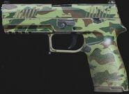 M19 Военштаб, зеленый
