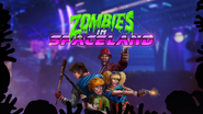 Zombies in Spaceland zwiastun