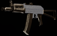AK-74u Diamond Gunsmith BOCW